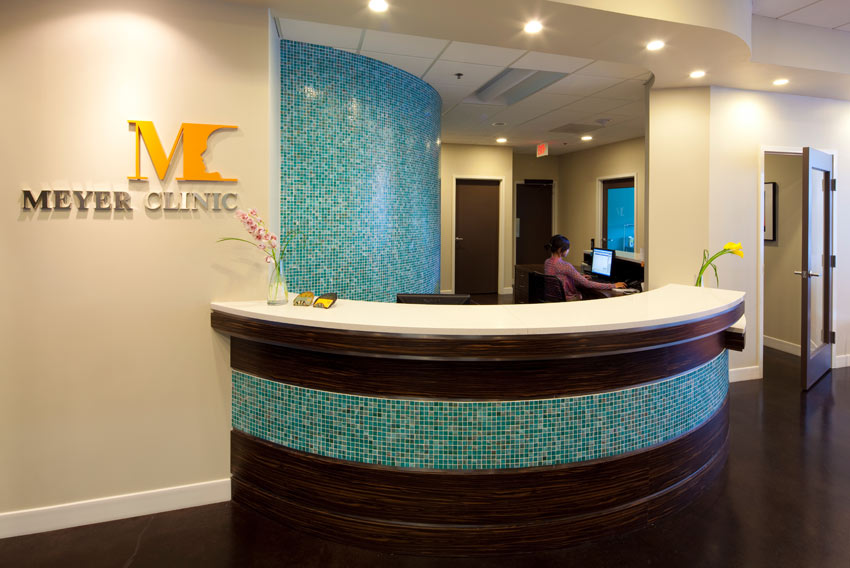 Meyer Clinic Oral Surgery Office Gainesville Virginia.